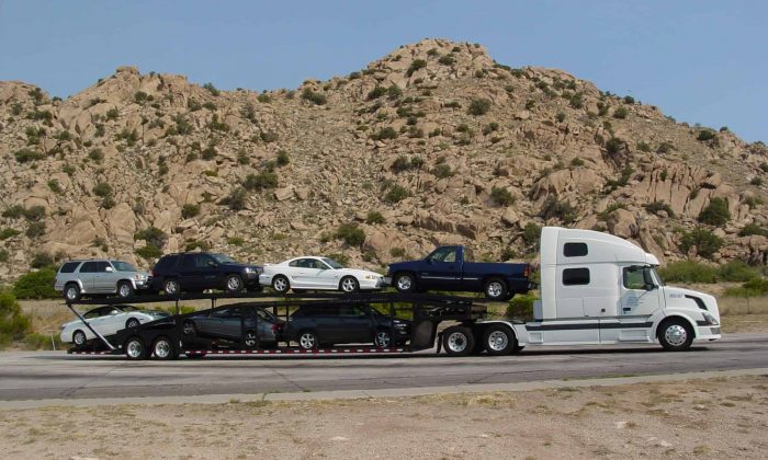 auto transport moving companies